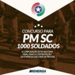 Polícia Militar de SC – Soldado – Turma Chapecó